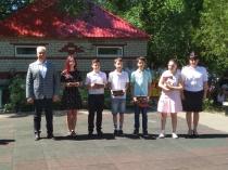 Молодым гражданам России вручили паспорта