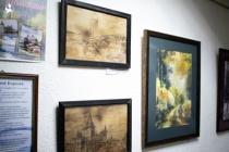 В Саратове состоялось открытие выставки картин «Зеркала времен»