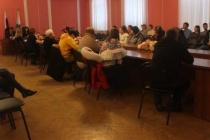 В Заводском районе прошли общественные обсуждения дизайн – проектов территорий