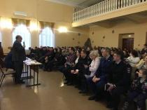 Игорь Молчанов провел встречу с жителями Октябрьского района