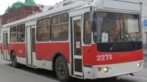 Изменена схема движения троллейбусов № 1