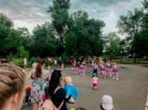 В летний период Городской дом культуры национального творчества проводит мероприятия для всех категорий населения