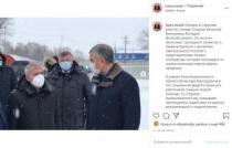 Михаил Исаев рассказал о рабочем визите спикера Госдумы Вячеслава Володина
