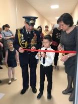 В школе «Аврора» открыт музей науки и техники «Мы первые…»