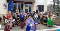Во Фрунзенском районе стартовали мероприятия, посвященные празднику Масленицы