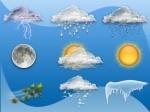 В Саратове прогнозируют дожди и сильный ветер