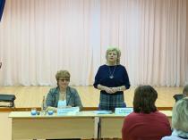 Глава Ленинского района встретилась с жителями микрорайона «6-й квартал»