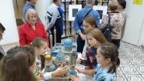 Областная специальная библиотека для слепых приняла участие во всероссийской акции «Ночь искусств 2019»