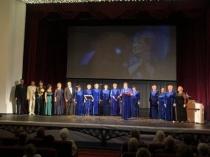 В Городском доме культуры национального творчества прошел  концерт - посвящение  Александре Пахмутовой