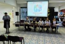 В Областной специальной библиотеке для слепых провели публичные чтения к 75-летию Победы