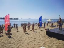 День России в Саратове отмечают занятиями спортом