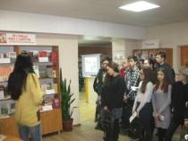 Для студентов колледжа состоялся урок мужества «Меч победы ковал Сталинград»