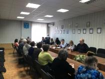 В Волжском районе обсудили подготовку празднования 75-й годовщины Победы в Великой Отечественной войне