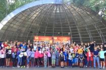 В загородных оздоровительных лагерях для детей и подростков проходят тренинги по оказанию первой помощи пострадавшим
