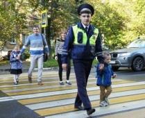 УГИБДД по Саратову проводит профилактическую акцию «Ребенок - пешеход!»