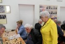 Завершился городской турнир по шахматам среди ветеранов, посвященный Дню Победы