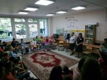 В Саратове полицейские проводят профилактические мероприятия с детьми