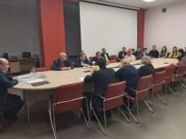В МАОУ «Лицей «Солярис» состоялась встреча с жителями