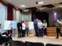 В Ленинском районе прошло собрание молодежного совета