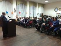Продолжается серия встреч главы администрации Фрунзенского района с населением