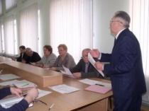 Состоялось очередное заседание Общественного совета района