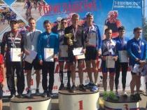 Саратовские триатлеты стали призерами всероссийских соревнований в Красноярске