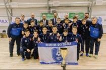 Саратовская команда по мини-футболу заняла 2 место Первенства России по мини-футболу