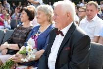 Саратовские пары поздравили с Днем семьи, любви и верности