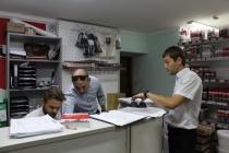 Сотрудники муниципального контроля провели очередной рейд по выявлению нарушений в сфере благоустройства