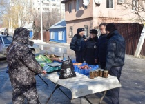 Сотрудники управления муниципального контроля провели рейд по незаконной торговле